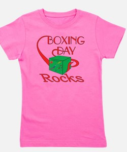 boxing day2 Girl's Tee