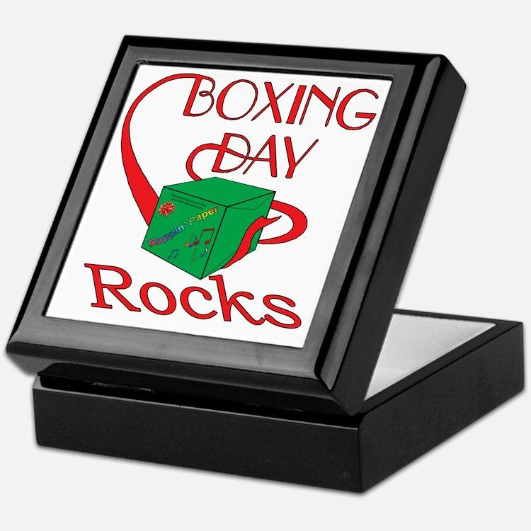boxing day2 Keepsake Box