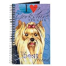 yorkie-iPad Journal