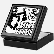 Uke Zombie Keepsake Box