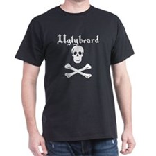 Title with Skull and Bones T-Shirt