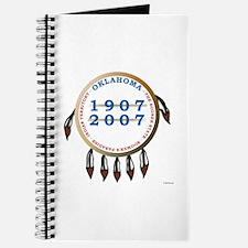 Oklahoma Centennial Shield Journal