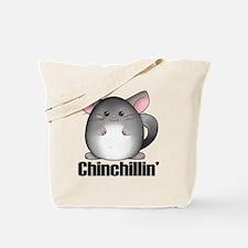 chinchillin Tote Bag