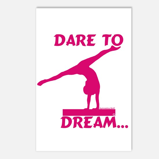 Gymnastics Postcards (8) - Dream