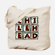 Chilehead Tote Bag