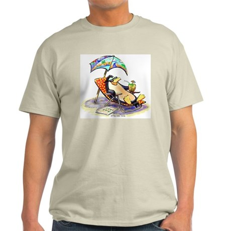 tRoPiCaL pEnGuIn Light T-Shirt