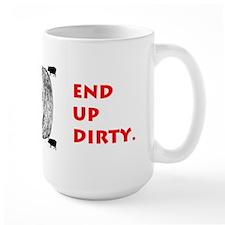 Hillary is a pig Mug