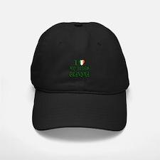I Love My Irish Grandma Baseball Hat