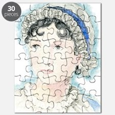 Jane Austen Painting Puzzle