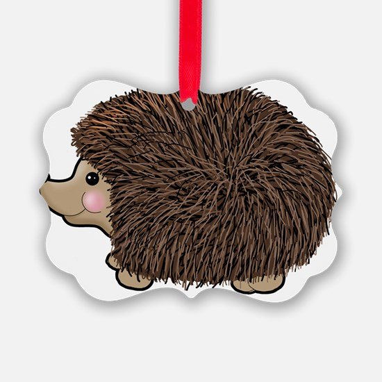 hedgie Ornament