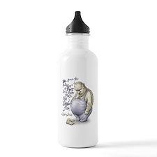pick up ur feet Water Bottle