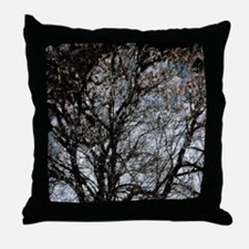 Tree Art Throw Pillow