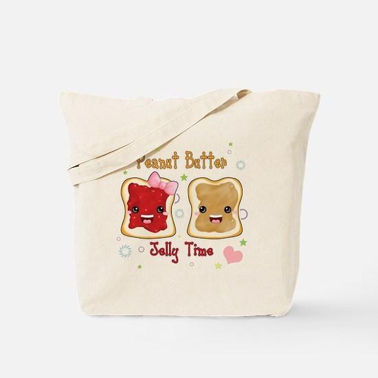 pbj Tote Bag