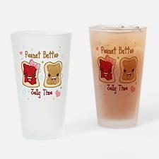pbj Drinking Glass