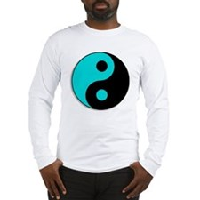 yin yang1 Long Sleeve T-Shirt