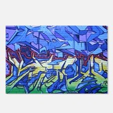 9549 Graffiti4 Postcards (Package of 8)