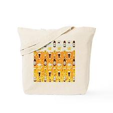Beer Flip Flops Tote Bag
