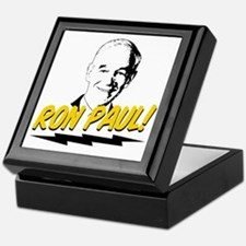 Ron-Paul-Circle Keepsake Box