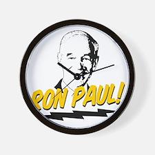 Ron-Paul-Circle Wall Clock