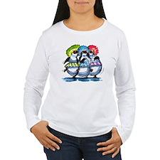 Funny Penquin art T-Shirt
