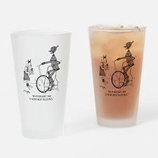 5193_health_food_cartoon Drinking Glass