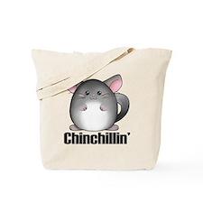 chinchillin3 Tote Bag