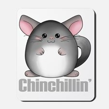 chinchillin2 Mousepad