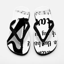 MarchHarp Flip Flops
