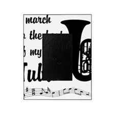 MarchTuba Picture Frame