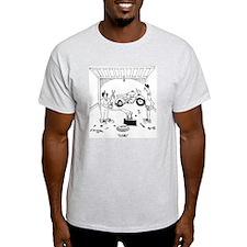 6868_bike_cartoon T-Shirt