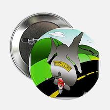 "7423_elephant_cartoon 2.25"" Button"