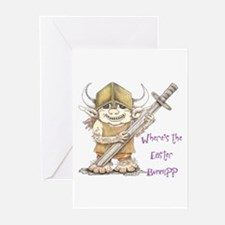 Easter Troll Greeting Cards (Pk of 10)