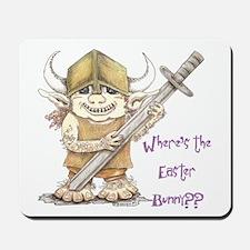Easter Troll Mousepad