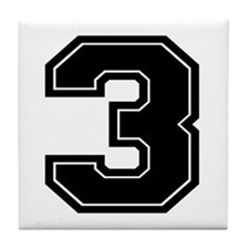 3 Tile Coaster