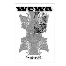 lw1 Postcards (Package of 8)