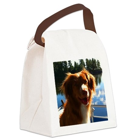 maggie tshirt Canvas Lunch Bag