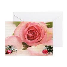 23x35_MusicRose Greeting Card