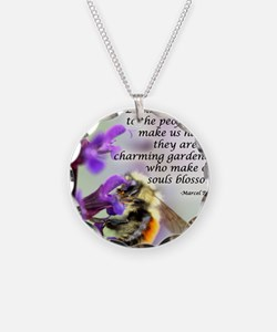 BumbleBee_Proust Necklace