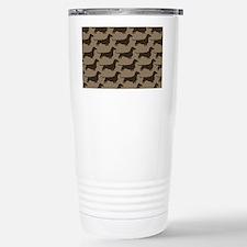 doxiebag2 Stainless Steel Travel Mug