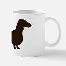 dachshundchocolate Mug