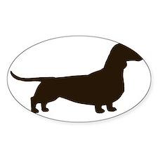 dachshundchocolate Decal