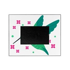 Delightful Little Hummingbird Picture Frame