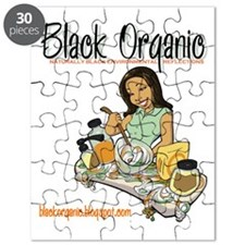 Black Organic Header Logo2011 - Design Puzzle