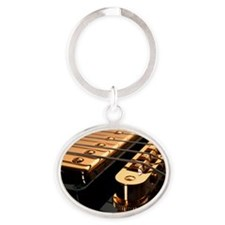 walletguitar Oval Keychain