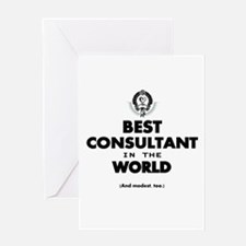 The Best in the World – Consultant Greeting Cards
