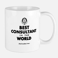 The Best in the World – Consultant Mugs