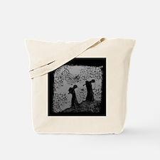 metalwithback Tote Bag