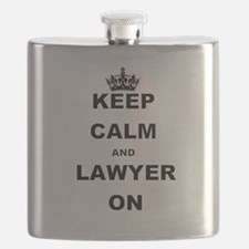 KEEP CALM AND LAWYER ON Flask