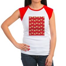 Strawberry Sweet Women's Cap Sleeve T-Shirt