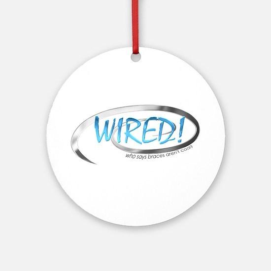 Wired Ornament (Round)